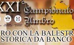 XXI  Campionato Regionale Umbro  -   Montefalco  9 Luglio 2016