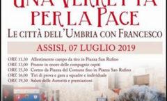 XXIV Campionato Umbro ad Assisi  7 Luglio 2019